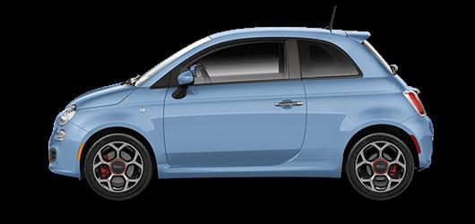 2016 Fiat 500 Fiat 500 City Car Fiat Canada