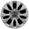 16-inch Wheels with Wheel Covers