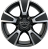 17-inch Machined Aluminum Wheels with Matte Black Painted Pockets